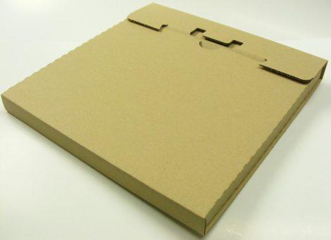10inch szállítókarton 1-6db lemezhez