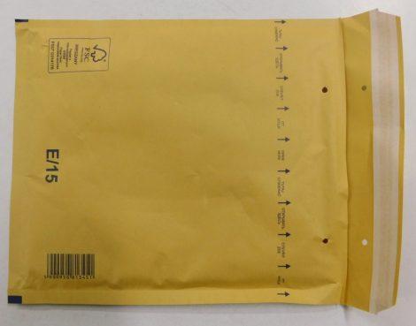 Buborékfóliás boríték / E15 postázó tasak (220x265mm)