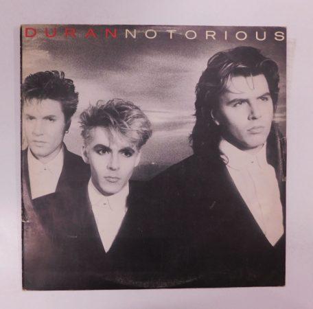 Duran Duran - Notorious LP (EX/G+) BUL.