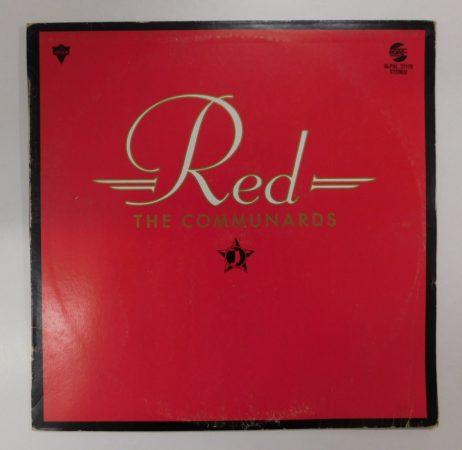 The Communards - Red LP (VG+/VG) HUN