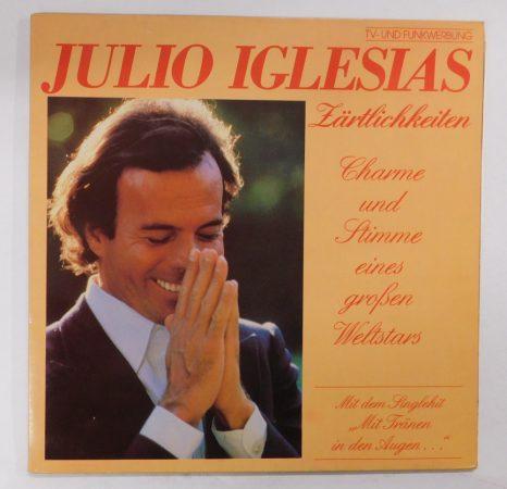 Julio Iglesias - Zärtlichkeiten LP (EX/VG+) GER.