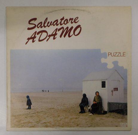 Salvatore Adamo - Puzzle LP (NM/VG) YUG.
