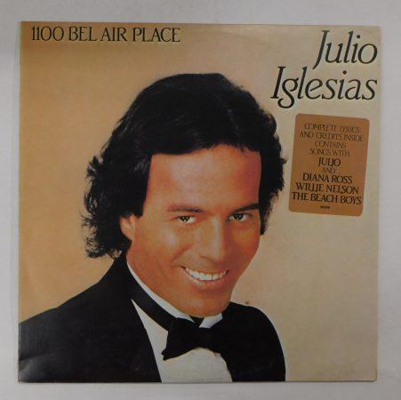 Julio Iglesias - 1100 Bel Air Place LP (NM/VG+) YUG.