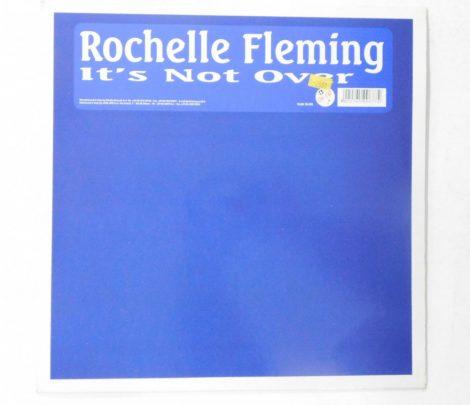 "Rochelle Fleming - It's Not Over 12"" (VG+/VG+) ITA."