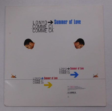 "Lonyo - Summer Of Love 12"" (VG+/VG+) UK., 2000,"