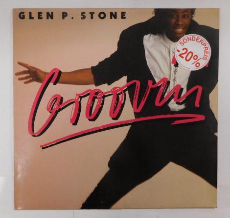 """Glen P. Stone - Groovin 12"""" (VG+/VG+) GER.,1988"""
