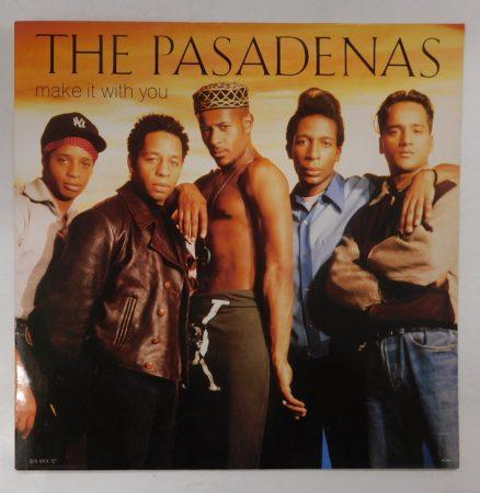 "The Pasadenas - Make It With You LP(NM/EX) UK., 1992, 12"""""