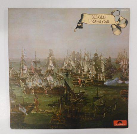 Bee Gees - Trafalgar LP (VG+/VG+) FRANCE