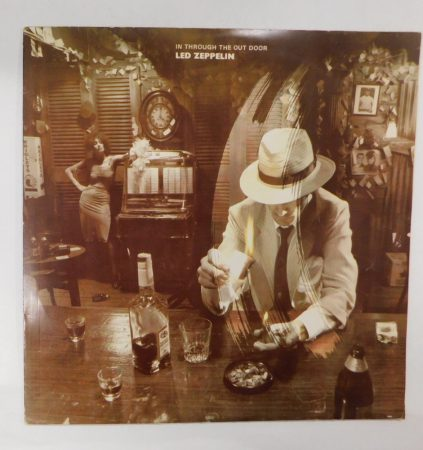 Led Zeppelin - In Through The Out Door LP(EX/VG+)INDIA