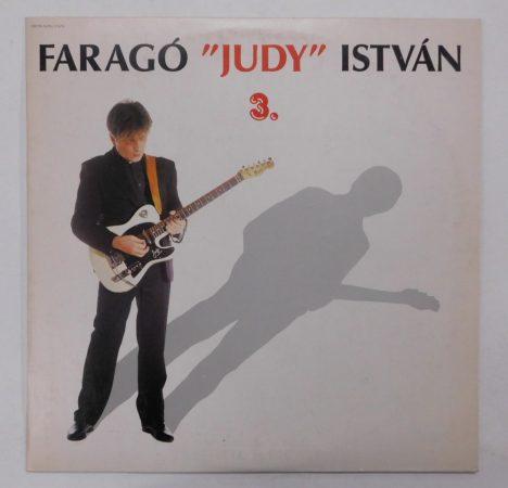 Faragó 'Judy' István - Judy 3. LP (NM/VG) 1990