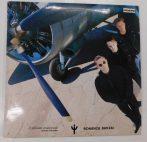 Bonanza Banzai - A pillanat emlékműve LP (VG+/VG+, kivéve B5)