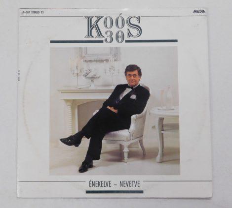 Koós János - Koós - 30 Év LP (EX/VG) 1990