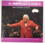 Great Moments Of Music: American Classics LP (EX/VG) USA