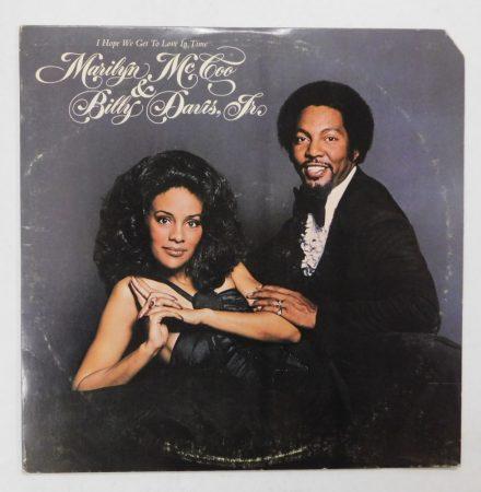 Marilyn McCoo & Billy Davis, Jr. - I Hope We Get To Love In Time LP(VG+/VG)USA