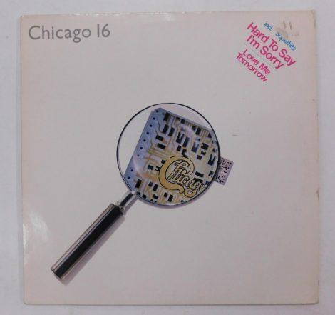Chicago 16  LP (EX/VG) GER.