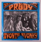 Prúdy - Zvonte, Zvonky LP (VG/G+) CZE, 1969, First Press