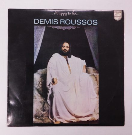 Demis Roussos - Happy To Be... LP (VG+/VG) JUG.