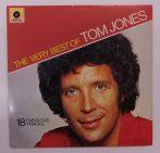 The Very Best Of Tom Jones LP (VG+/VG) GER.
