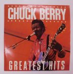 Chuck Berry - Greatest Hits LP (EX/VG+) POL.
