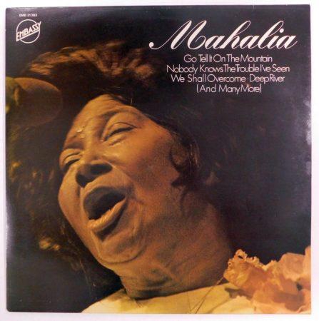 Mahalia Jackson - Mahalia LP (EX/VG+) EUR.