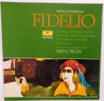 Beethoven, Ferenc Fricsay - Fidelio 2xLP (NM/EX) GER, +booklet