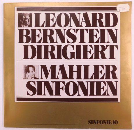 Mahler: Kindertotenlieder - Sinfonie Nr.10 LP (NM/VG+) GER.