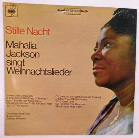 Stille Nacht / Mahalia Jackson Singt Weihnachtslieder LP (EX/VG+) GER.
