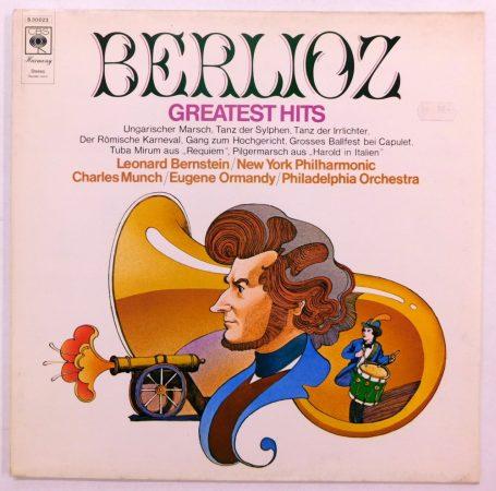 Berlioz Greatest Hits, Vol.2  LP (VG+/VG+) Holland