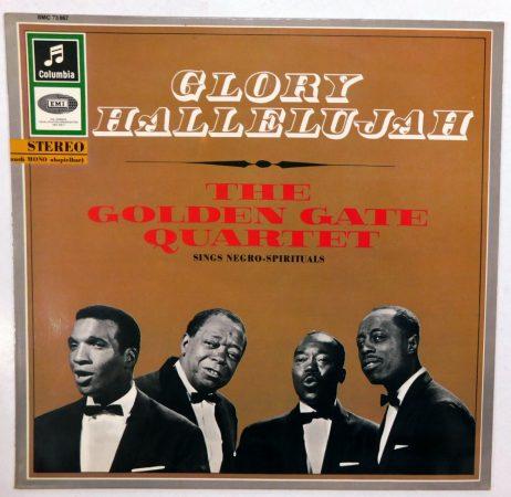 The Golden Gate Quartet - Glory Hallelujah LP (NM/NM) GER.