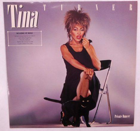 Tina Turner - Private Dancer LP (VG+/VG+) GER.