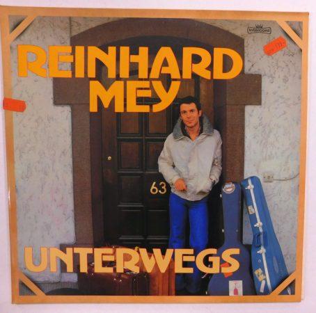 Reinhard Mey - Unterwegs LP (EX/EX) GER.