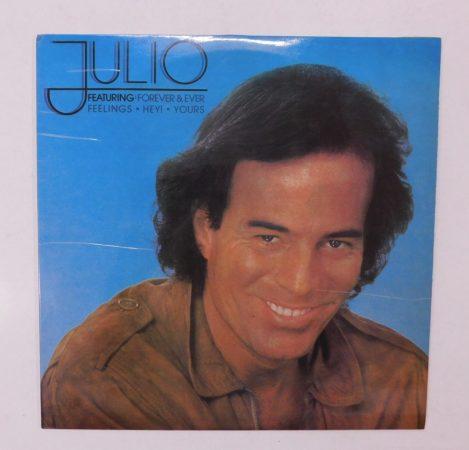 Julio Iglesias - Julio LP (NM/EX) INDIA