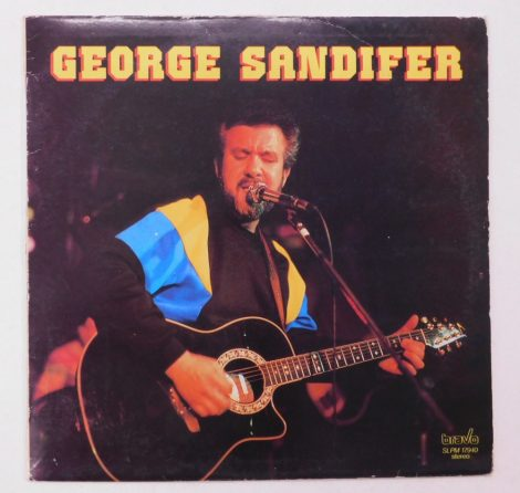 George Sandifer - George Sandifer LP (EX/G+) HUN