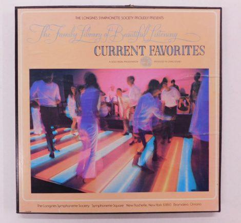 The Longines Symphonette Society - Current Favorites 3xLP (VG+/VG) USA