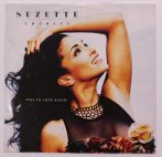 "Suzette Charles - Free To Love Again 12"" (VG+/G) UK."