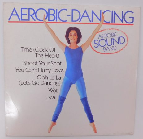 Aerobic Sound Band - Aerobic-Dancing LP (VG+/VG) GER