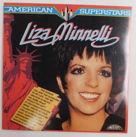 Liza Minnelli LP (EX/VG+) GER