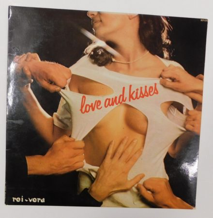 Love And Kisses - Love And Kisses LP (EX/VG) FRA