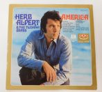 Herb Alpert And The Tijuana Brass - America LP (EX/VG+) GER.