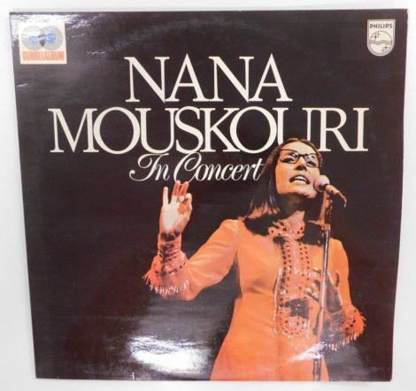 Nana Mouskouri - In Concert 2xLP (EX/VG+) Holland