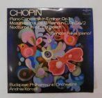 Chopin - Piano Concerto, Mazurkas,Nocturne LP(NM/EX) hun.