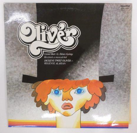 Lionel Bart - Olivér LP (EX/EX) HUN.