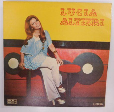 Lucia Altieri LP (VG+/VG-) ROM