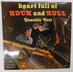 Quentin Vest - Heart Full Of Rock And Roll LP (NM/EX) ROM