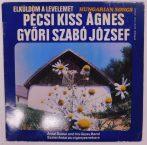 Győri Szabó József (aláírt) / Pécsi Kiss Ágnes - Elküldöm a levelemet LP (NM/VG)