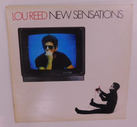 Lou Reed - New Sensations LP (VG+/VG) JUG