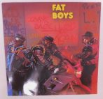 Fat Boys - Coming Back Hard Again LP (NM/EX) GER