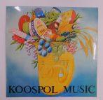V/A - Koospol Music LP (VG+/VG+) CZE.
