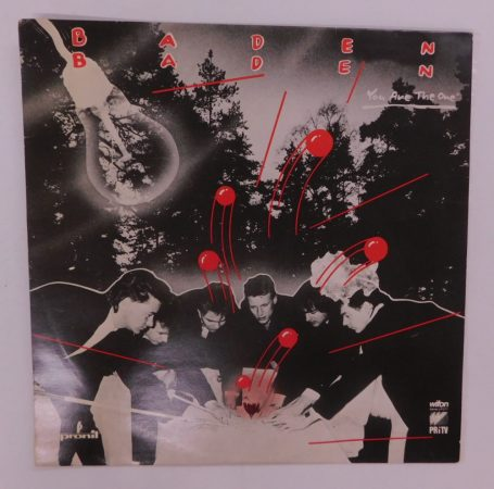 Baden Baden - You Are The One LP (NM/VG) POL