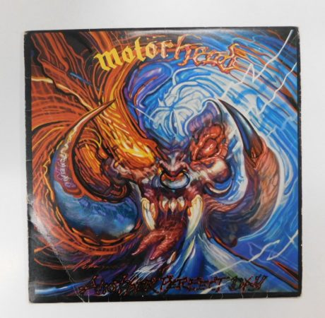 Motörhead - Another Perfect Day LP (VG+/VG) YUG.